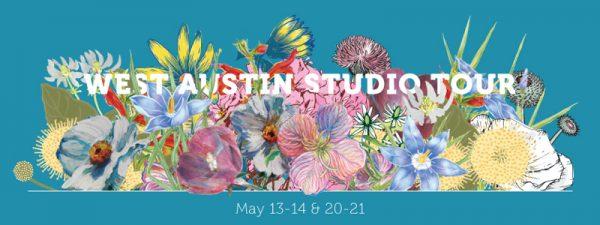 Laura Latimer is stop 23 on 2017 West Austin Studio Tour