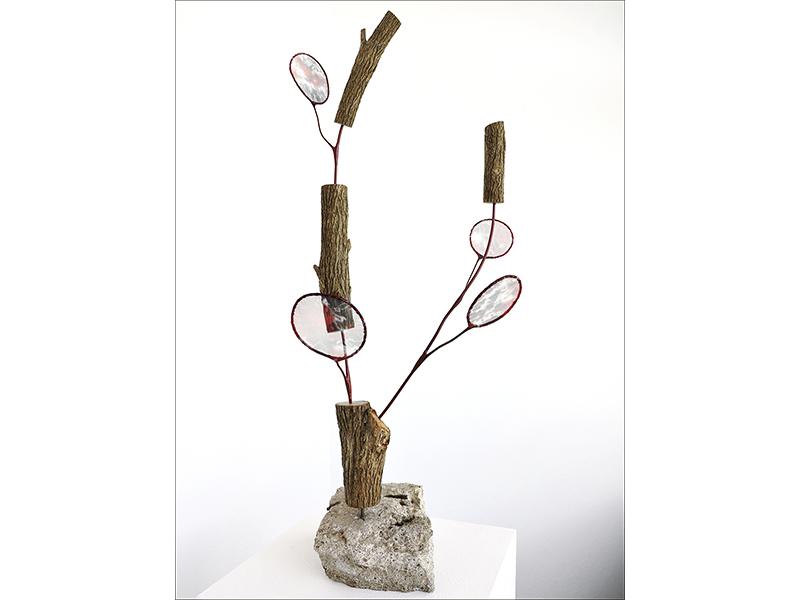 Sculpture by artist Laura Latimer
